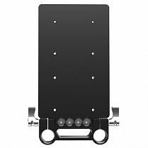 8Sinn Battery Mounting Plate with 15mm Rod Clamp